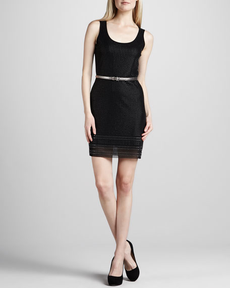 Mezzo Dress, Black
