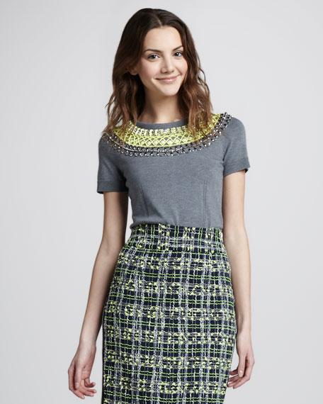 Liya Embellished Sweater