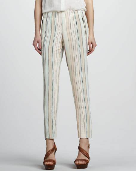 Mona Pintuck Pants