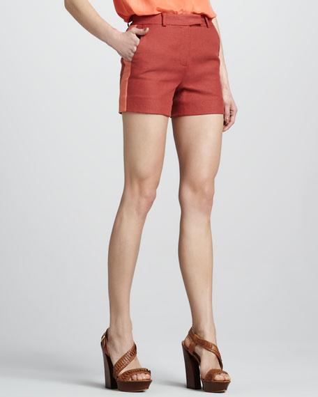 Maya Striped Short