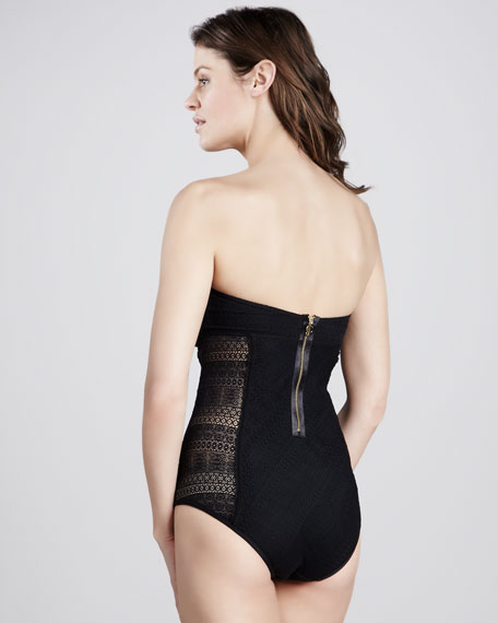 Prima Donna Ruffled One-Piece Swimsuit