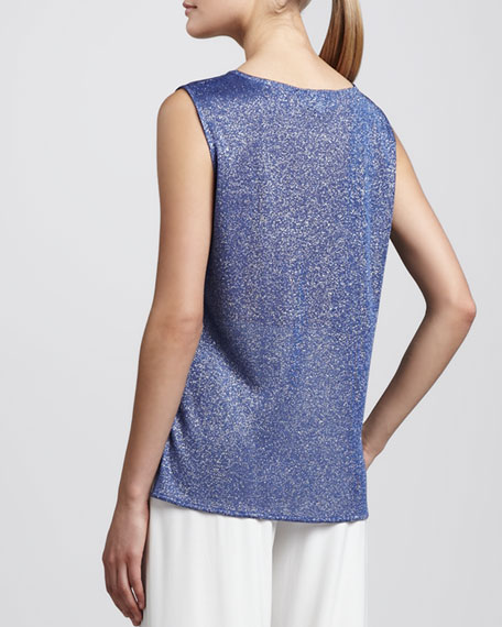 Shimmer Knit Tank