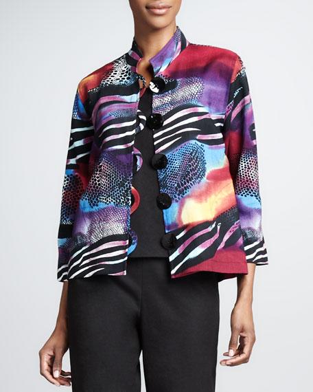 Sunrise Linen Jacket