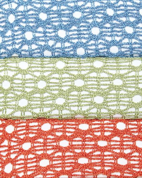 Lace Knit Long Tunic
