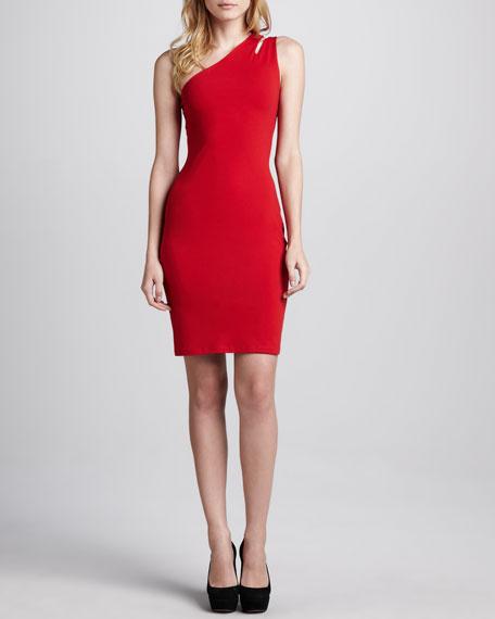 Pepper One-Shoulder Dress