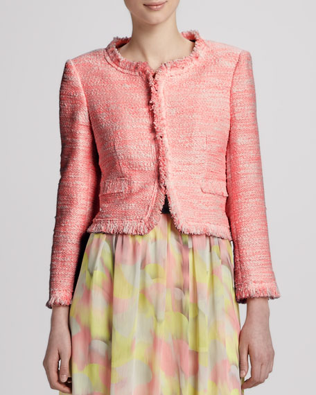 Kidman Open Boxy Jacket