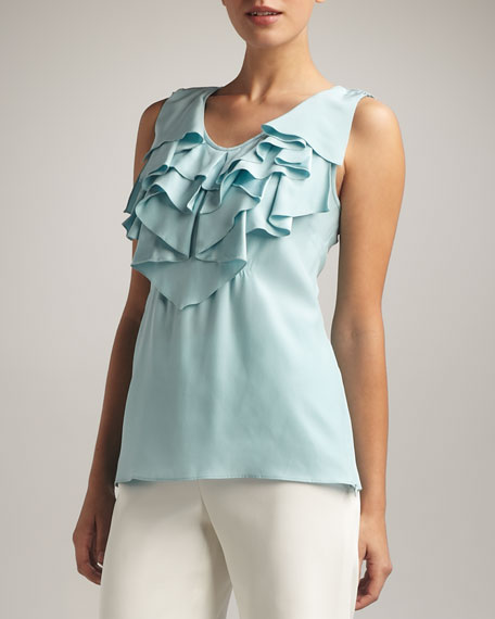 Rianne Ruffled Top
