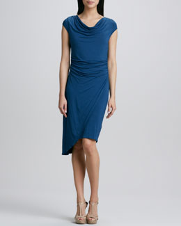 T Tahari Millie Jersey Dress
