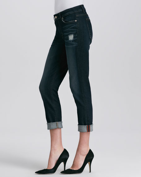 Relaxed Balboa Ankle Cropped Jeans