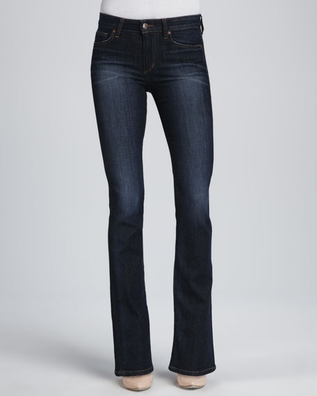 The Icon Bridget Boot-Cut Jeans
