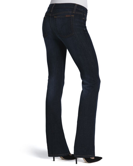 The Petite Boot-Cut Jeans