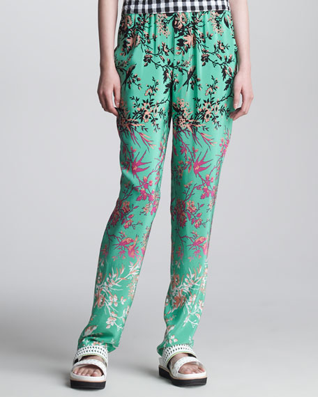 Candy Raver Printed Pants