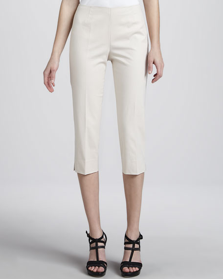 Astor Slim Cropped Pants