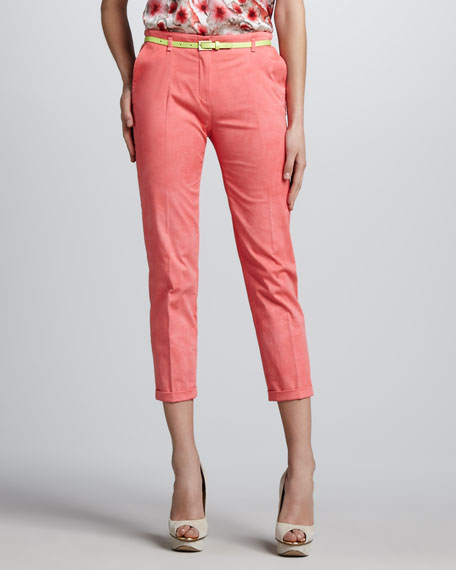 Ingna Cropped Pants
