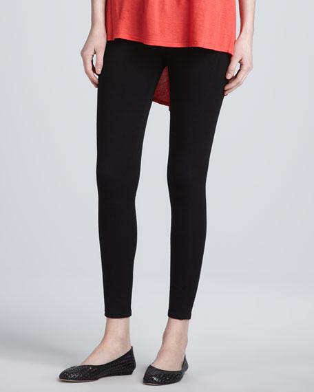 Bias-Seamed Leggings