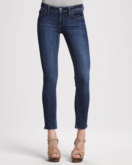Angel Zeppelin Ankle Skinny Jeans