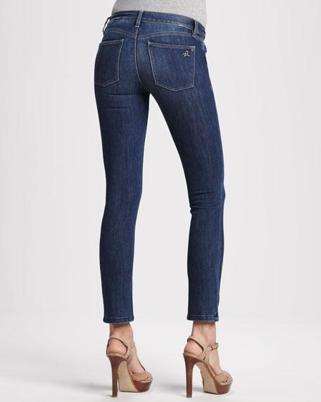 DL 1961 Premium Denim Angel Zeppelin Ankle Skinny Jeans