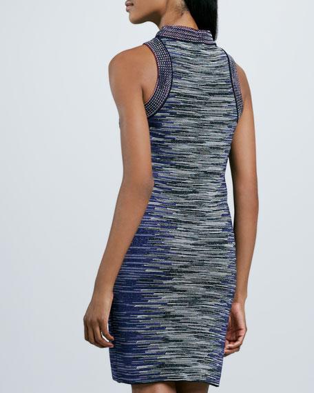 Space Dye Scuba Dress