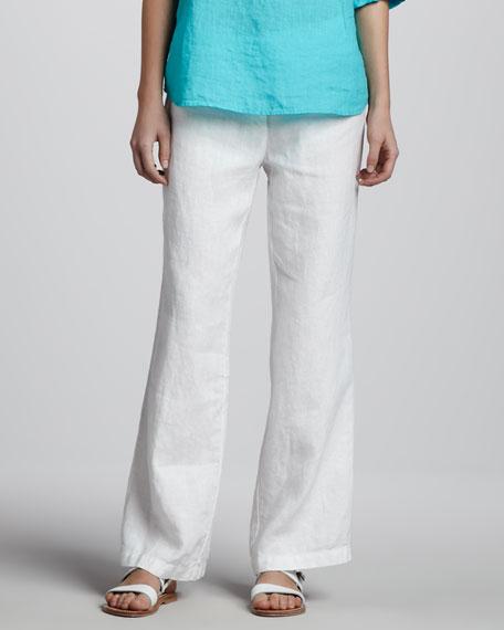 Heavy Linen Trousers