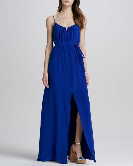Chelsea Tie-Waist Maxi Dress