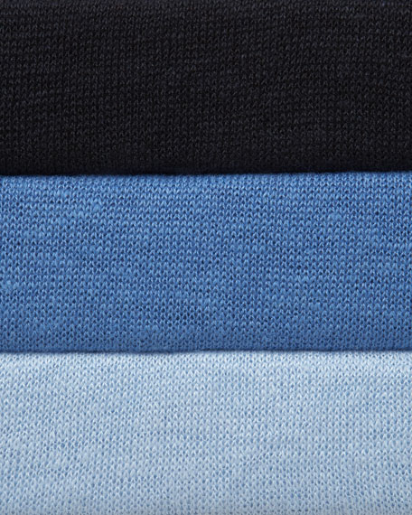 Lightweight High-Low Linen Tunic