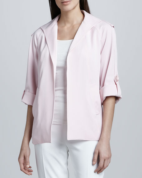 Deidre Three-Quarter Sleeve Jacket