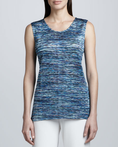 Color Crush Knit Tank