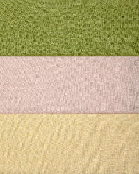 Linen Open-Front Cocoon Cardigan