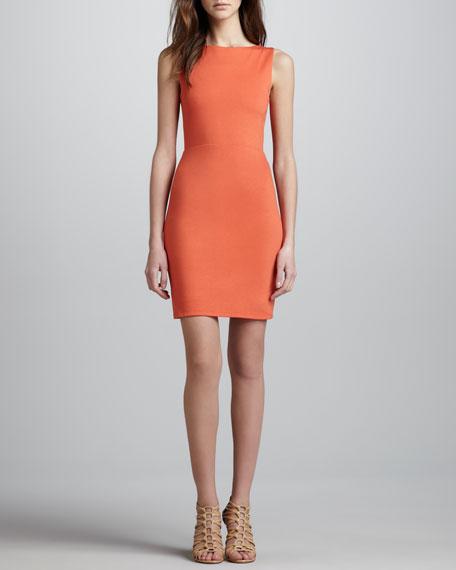 Tali Open-Back Dress