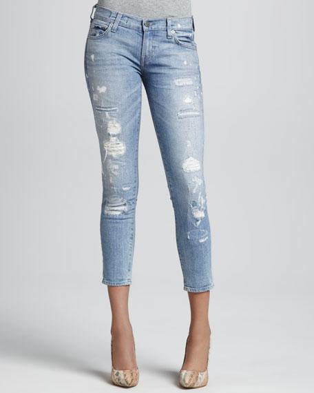 Ozzy Rip & Repair Jeans