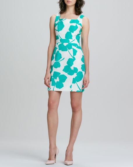 Francesca Floral-Print Dress