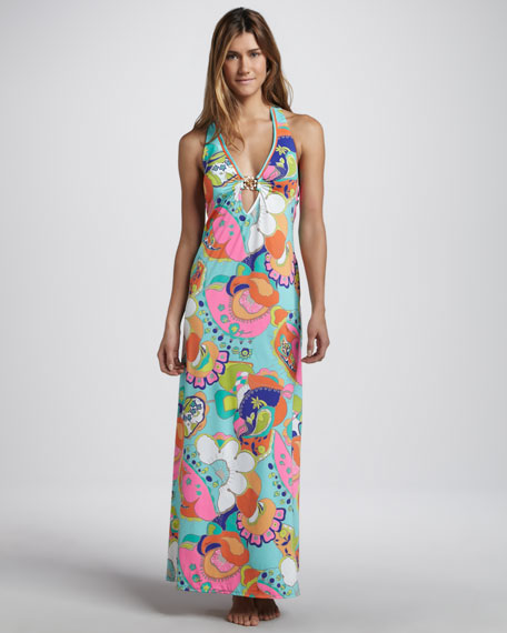 Sea Cove Coverup Maxi Dress