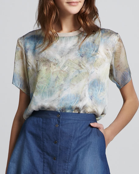 Basymitrey Short-Sleeve Top