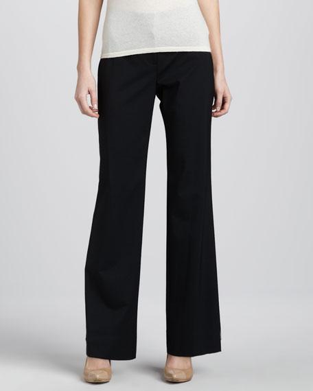 Techno Gabardine Trousers