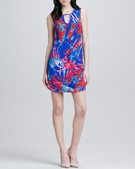 Kyhl Print Jersey Dress