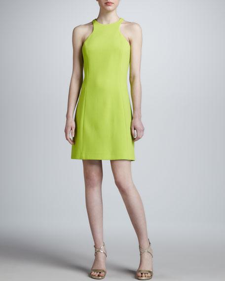 Athletic A-Line Dress, Acid