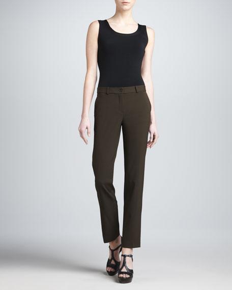 Samantha Skinny Pants, Teak