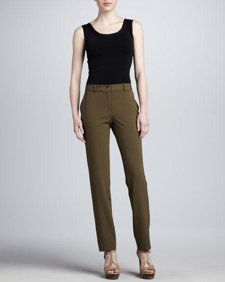 Samantha Skinny Pants, Olive