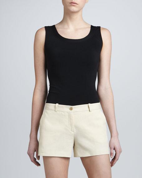 Mini Shorts, Ivory