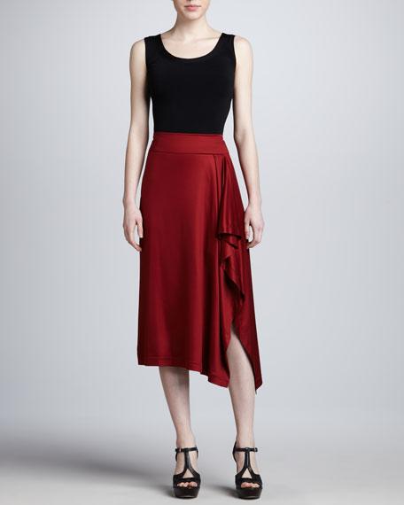 Sarong Skirt, Cinnabar