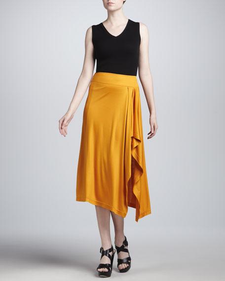 Sarong Skirt, Amber
