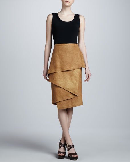 Hemp Sarong Skirt