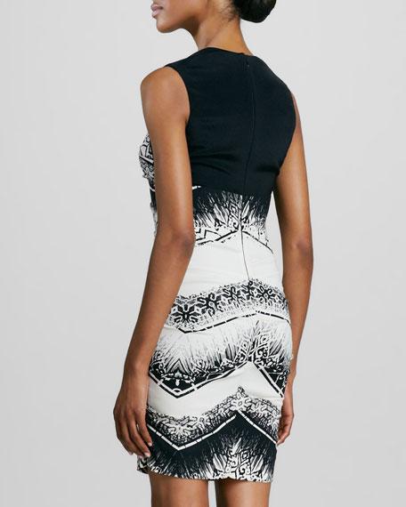 Sleeveless Cocktail Dress