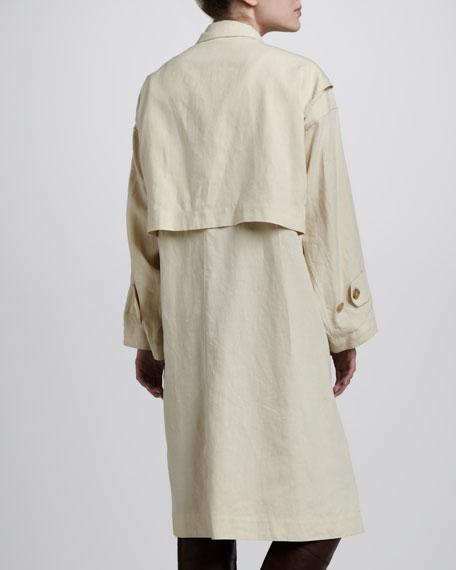 Twill Wind Coat