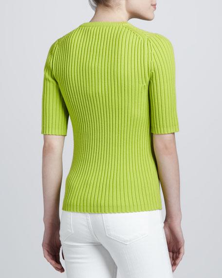 Full-Zip Sweater