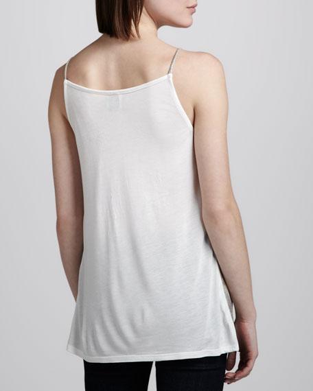 Harrow Mix-Fabric Camisole