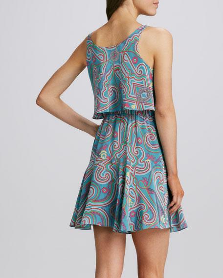 Adrienne Printed Dress