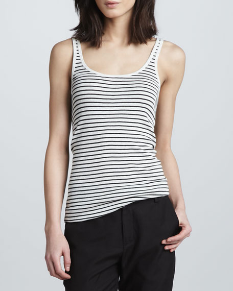 Striped Favorite Tank