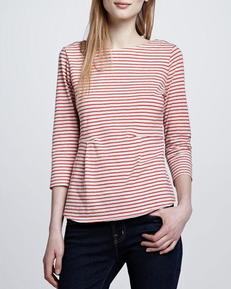 Striped PrepTee