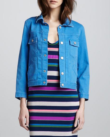 Lily Denim Jacket
